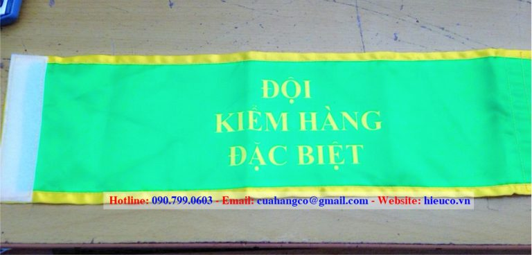 Bang deo tay doi kiem hang